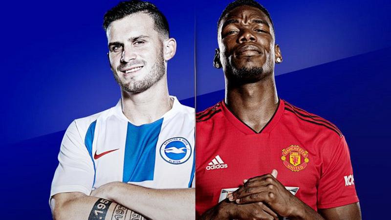 Brighton vs MU: Quỷ đỏ bung sức lấy 3 điểm