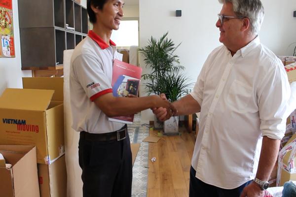 Quy trình vận chuyển nhà ở, văn phòng chuyên nghiệp của Vietnam Moving