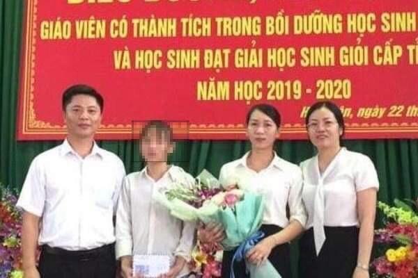 Lá thư hiệu trưởng gửi học trò trượt học sinh giỏi ở Tuyên Quang