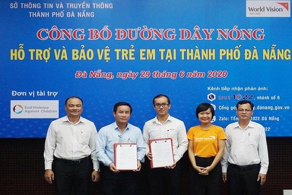 Đà Nẵng công bố đường dây nóng hỗ trợ bảo vệ trẻ em