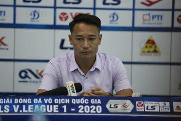 Quảng Nam thay tướng sau trận thua Viettel