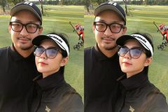 MC Thu Hoài hạnh phúc bên bạn trai