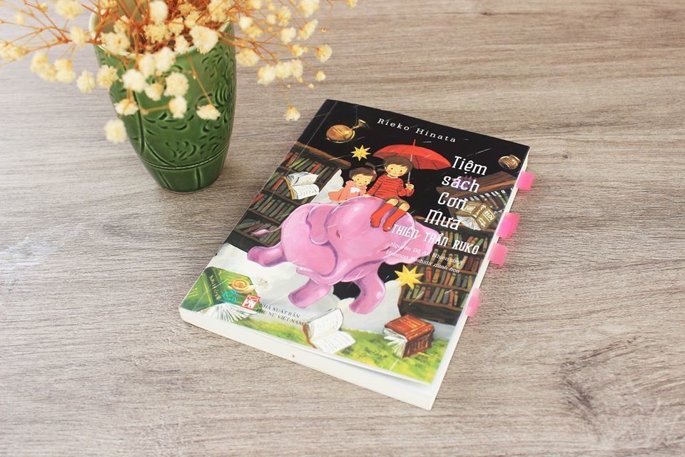 Cuốn sách mang tới cho độc giả một mùa hè mát lành