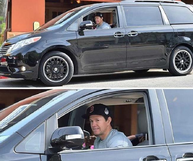 Những chiếc xe bình dân của người nổi tiếng