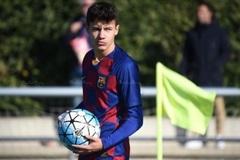 Tài năng 16 tuổi chính thức chia tay Barca, gia nhập MU