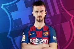 Barca nổ 'bom tấn' đầu tiên hè 2020 mang tên Miralem Pjanic