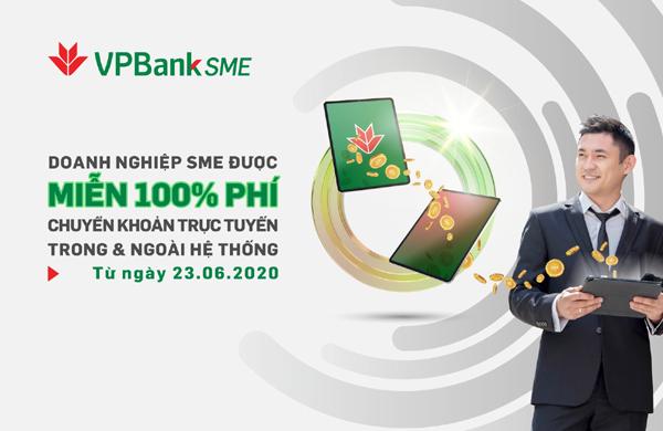 VPBank dành nhiều ưu đãi cho doanh nghiệp vừa và nhỏ