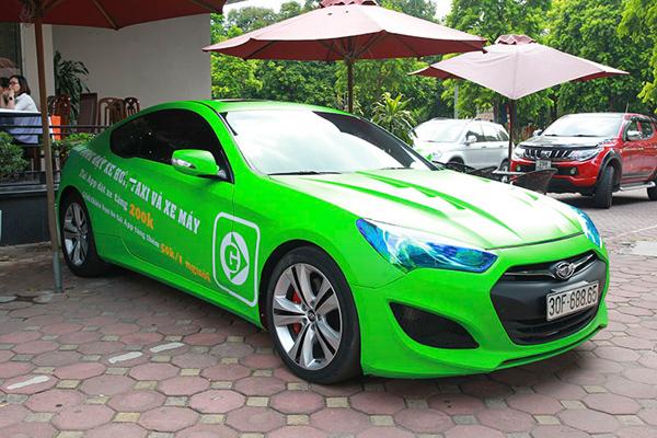 Thêm một ứng dụng gọi xe Việt cạnh tranh Grab, GoViet