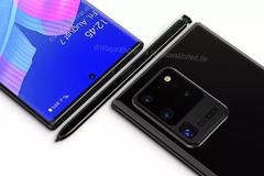 """Galaxy Note 20 Ultra lộ cấu hình cực """"khủng"""""""