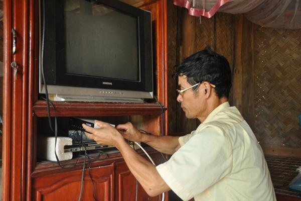 Các tỉnh cuối cùng đã ngừng phát sóng truyền hình analog