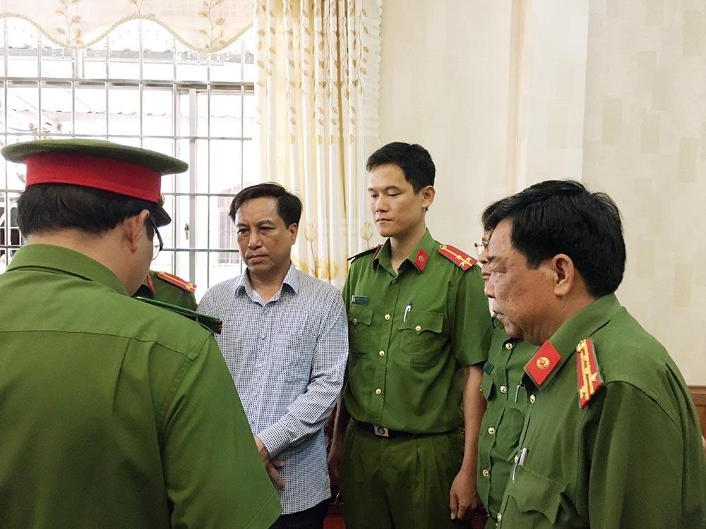 Cựu Chủ tịch TP Trà Vinh bị cáo buộc cầm đầu vụ thất thoát hơn 70 tỷ