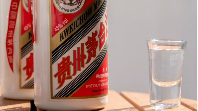 Kweichow Moutai: 'Elite' alcohol brand is China's most valuable firm