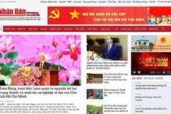 Báo Nhân Dân điện tử ra mắt giao diện mới hiện đại, thân thiện