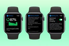 Cách kiểm tra sức khoẻ pin Apple Watch trên watchOS 7