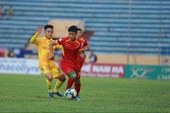 Nam Định đè bẹp SLNA, Hà Tĩnh tuột chiến thắng trước Bình Dương