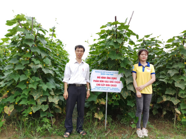 Scientist makes slow-release fertilizer, the first of its kind in Vietnam