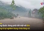 Toàn cảnh lũ lụt ở TQ khiến gần 80 người thiệt mạng và mất tích