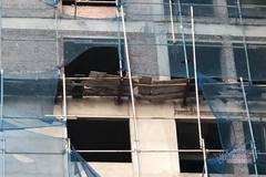 Bật giàn giáo, công nhân ở Hải Dương rơi từ tầng 14 tử vong