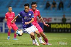 Vòng 7 V-League: Hà Nội thua đau, Sài Gòn bất bại