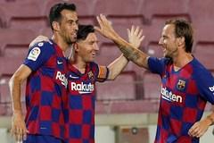 Messi ghi bàn thứ 700, Barca cưa điểm kịch tính với Atletico