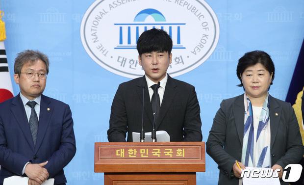 Diễn viên gạo cội Lee Soon Jae lên tiếng bị tố ngược đãi quản lý cũ