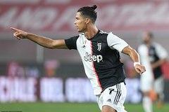 Ronaldo lập siêu phẩm, Juventus xây chắc ngôi đầu