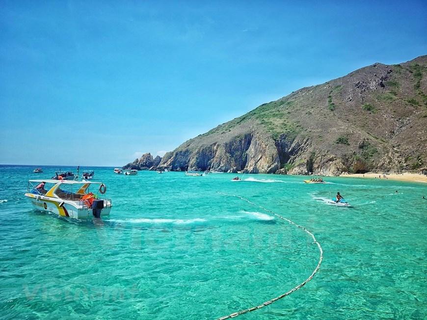 Ky Co beach - 'Maldives of Vietnam'