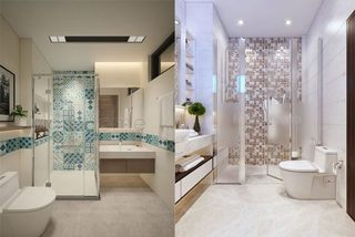 7 ý tưởng thiết kế phòng tắm cực phong cách và cá tính dành riêng cho cô cậu tuổi teen