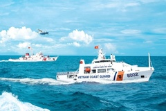 Regulations on equipment, funding and facilities for the Vietnam Coast Guard