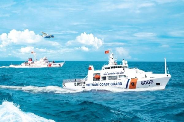 Quy định trang bị, kinh phí và cơ sở vật chất bảo đảm cho Cảnh sát biển Việt Nam