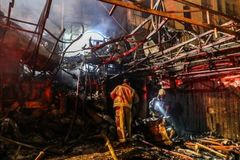 Tehran clinic hit by deadly explosion