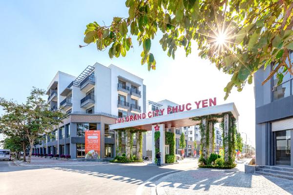 Khởi công khu đô thị TMS Homes Wonder World phía bắc Hà Nội