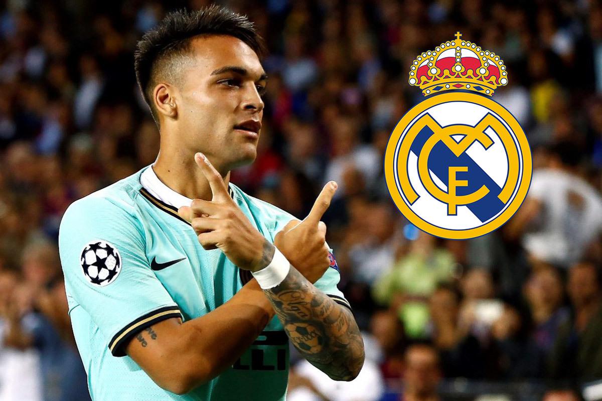 Hụt Mane, Real Madrid vào cuộc tranh Lautaro Martinez