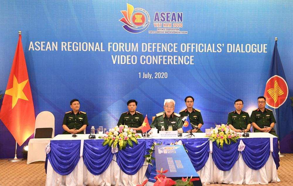 Việt Nam đề xuất sáng kiến thúc đẩy hợp tác quốc phòng trong ASEAN
