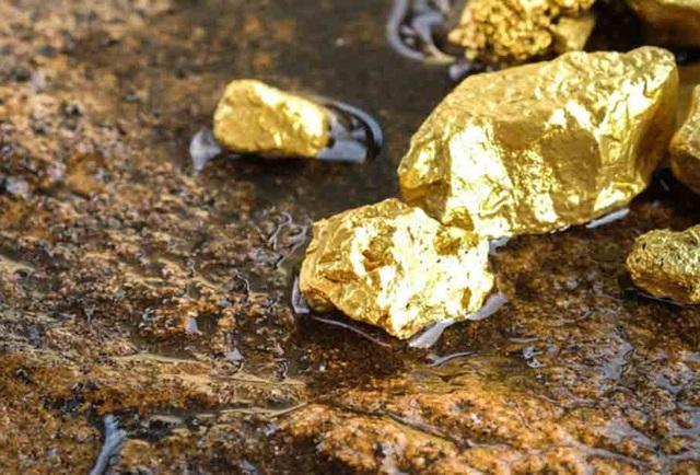 Phát hiện mỏ vàng khổng lồ ở sa mạc với trữ lượng khoảng 35 tấn