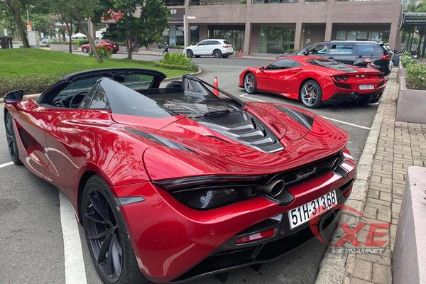 Hé lộ mức thuế phí của hai chiếc siêu xe đình đám tại Việt Nam