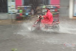 Bão số 2 suy yếu, miền Bắc mưa nhiều ngày tới