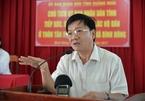 Chủ tịch tỉnh Quảng Ngãi nhận quyết định nghỉ hưu từ ngày 1/7