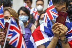 Anh sẵn sàng đón nhận 3 triệu người Hong Kong