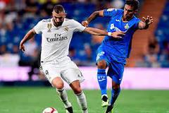 Lịch thi đấu vòng 33 La Liga: Real Madrid tiếp Getafe