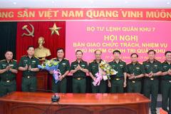 Triển khai quyết định nhân sự của Thủ tướng, Bộ trưởng Quốc phòng