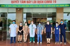 Thêm 4 bệnh nhân Covid-19 khỏi bệnh, cả nước còn 15 ca