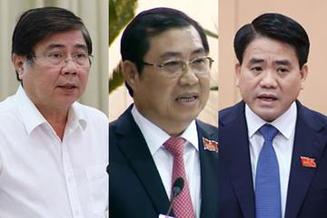 Chủ tịch Hà Nội, TP.HCM, Đà Nẵng hiến kế khôi phục kinh tế