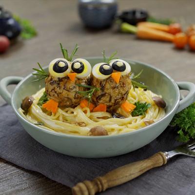 Món ngon tiện lợi từ thịt viên dinh dưỡng cho bé yêu nhà bạn
