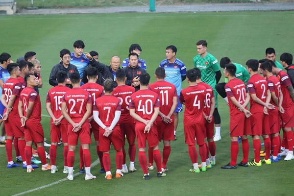 Tuyển Việt Nam chạy đà cho AFF Cup từ tháng 12/2020