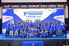 5000 thành viên và 300 câu lạc bộ gia nhập Y-Riders Club