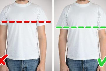 8 sai lầm trong việc chọn quần áo mùa hè đàn ông nên tránh