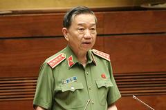 Bộ trưởng Tô Lâm: Không để đối tượng thù địch chống phá dịp Đại hội Đảng
