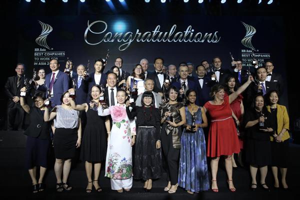 Lý do TPBank được bình chọn là nơi làm việc tốt nhất châu Á