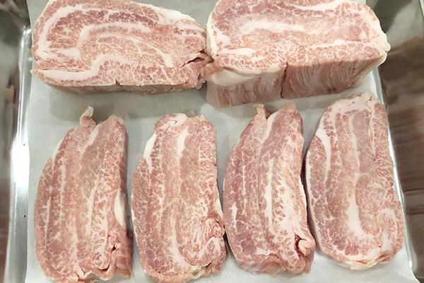 Loại thịt lợn hiếm, 650 nghìn đồng/kg vẫn 'cháy hàng'